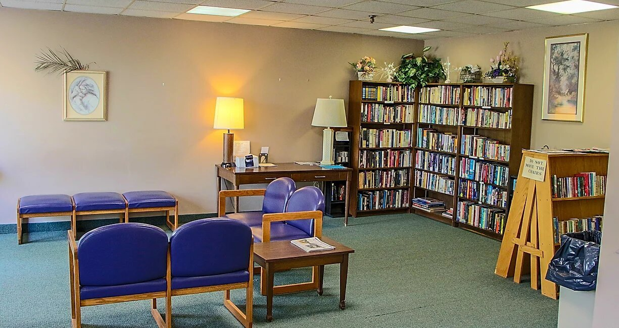 North View Apartments Library